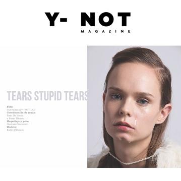 Resultado de imagen para y not magazine